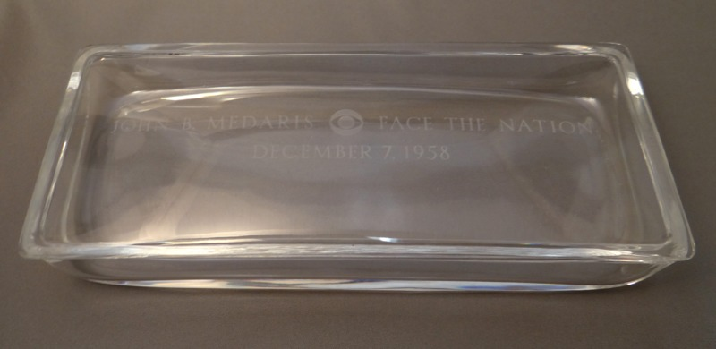 Face the Nation Crystal Box