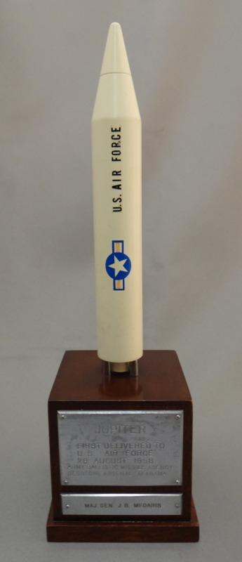 Jupiter Missile Award