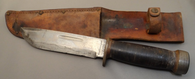 WWII Military Knife