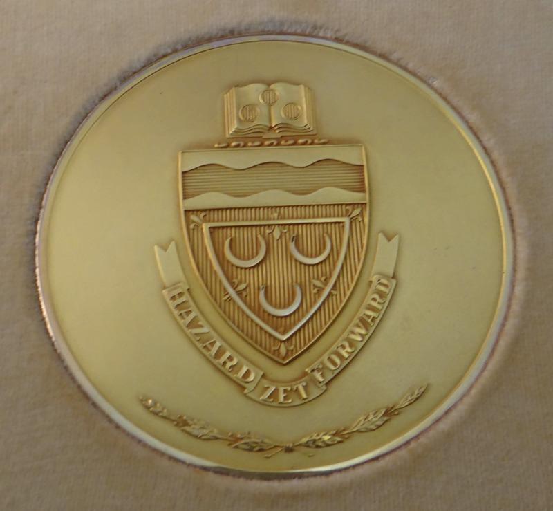 Seton Hall University Seal