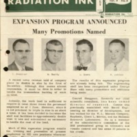 Radiation Ink Vol.2 No.3, July 1956