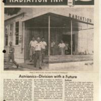 Radiation Ink Vol.4 No.7, July 1958