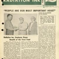Radiation Ink Vol.3 No.1, Feb. 1957