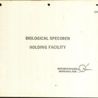 McDonnell Douglas- Biological Specimen