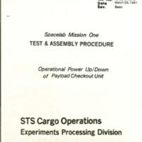 https://win-dev.lib.fit.edu/omeka/dropbox/ScottFrisch/Skylab_Publications/Spacelab-Mission-1-Test-and-Assembly-Procedure.pdf