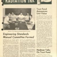 Radiation Ink Vol.3 No.7, Sept. 1957