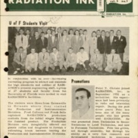 Radiation Ink Vol.2 No.1, January 1956