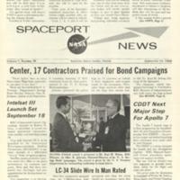 http://win-dev.lib.fit.edu/omeka/dropbox/ScottFrisch/NASA_Newsletters_V1-7/Spaceport-News-V7-N19.pdf