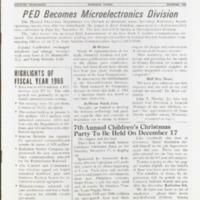 Radiation Ink Vol.12 No.5, November 1966