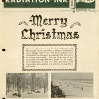 Radiation Ink Vol.1 No.7, December 1955