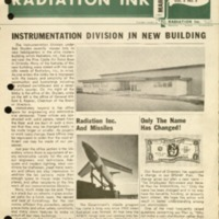 Radiation Ink Vol.3 No.2, March 1957