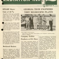 Radiation Ink Vol.2 No.5, Sept. 1956