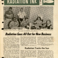 Radiation Ink Vol.4 No.5, May 1958